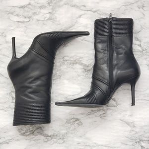 Nine West Leather Boots Style R-Blendout 6.5